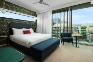 Ovolo The Valley (14 minute walk to the venue) - Ovolo-The-Valley-Medium-Room-1